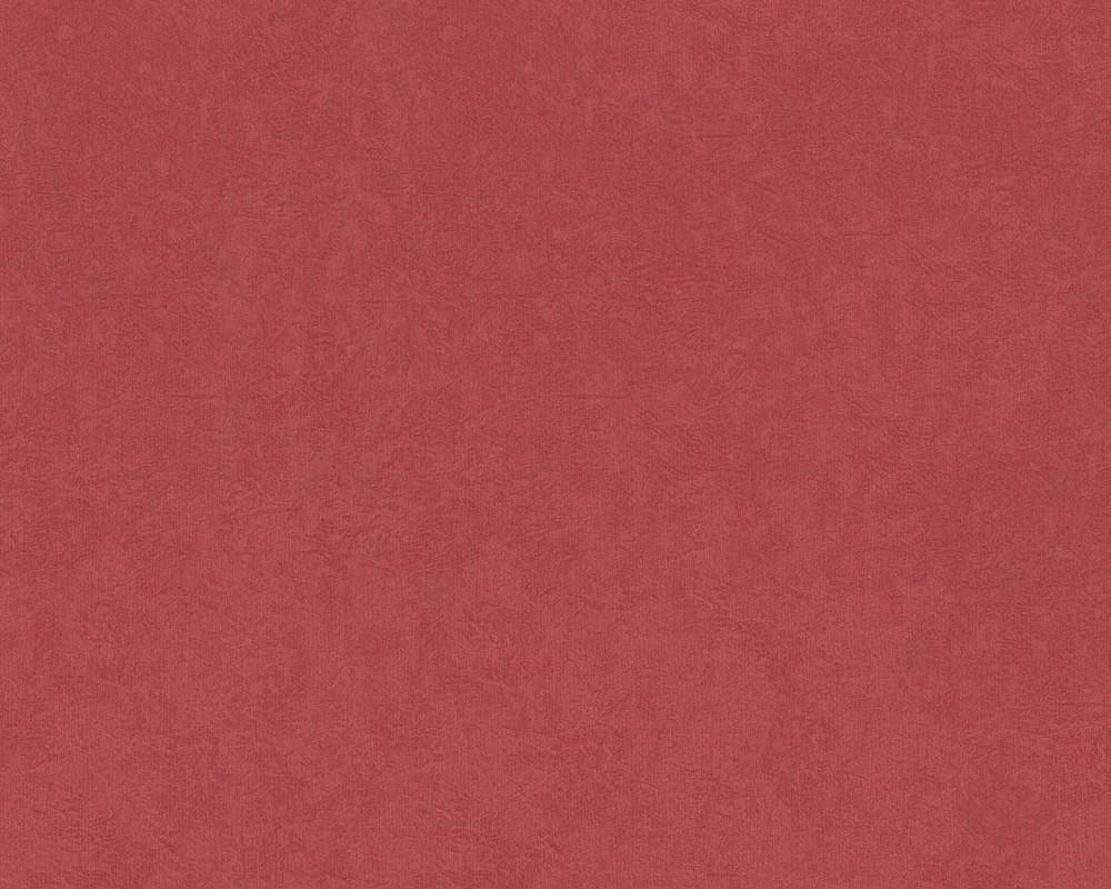 Innova Tapeten Hersteller : Vliestapete Uni rot AS Creation Kaja 9170-72