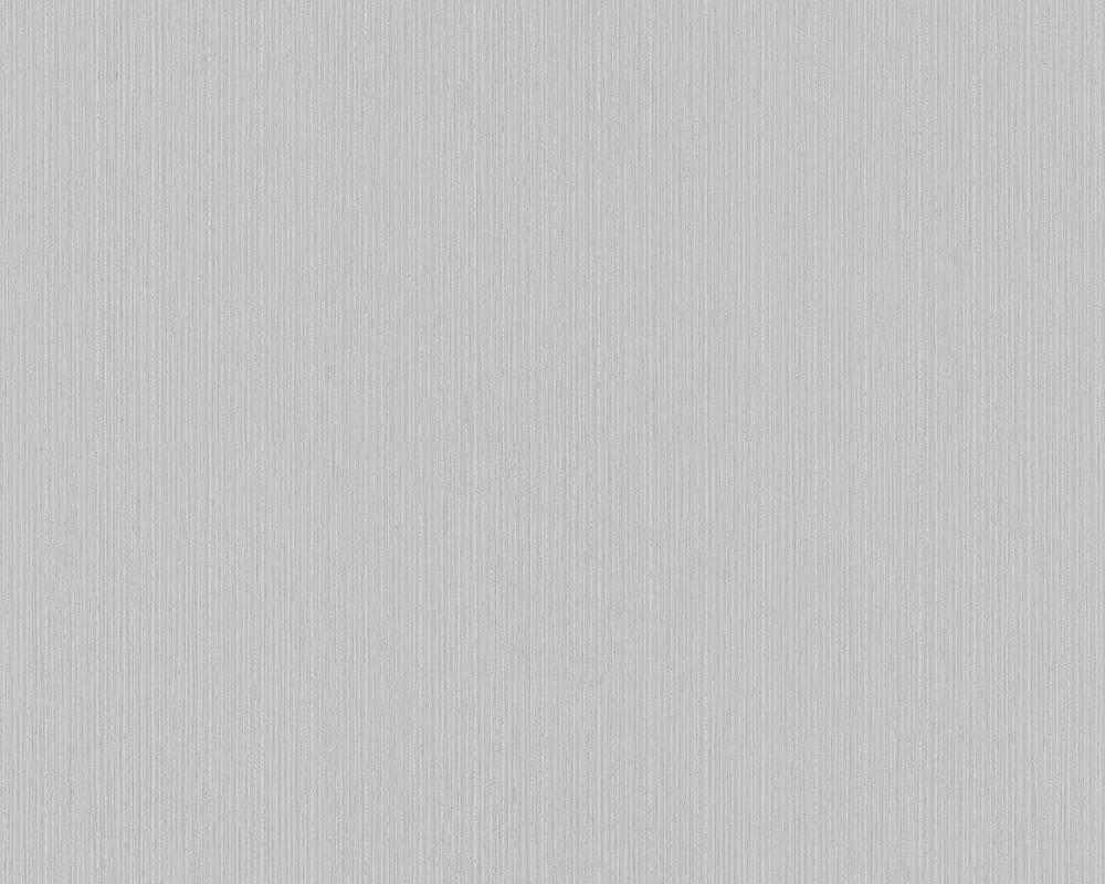 Jette Joop Tapete Streifen : Plain Light Grey Background