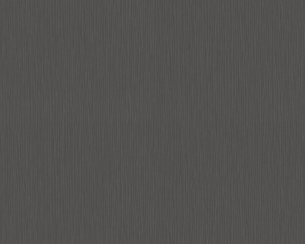 Jette Joop Tapete Streifen : Vliestapete Jette Joop Uni grau 2932-44