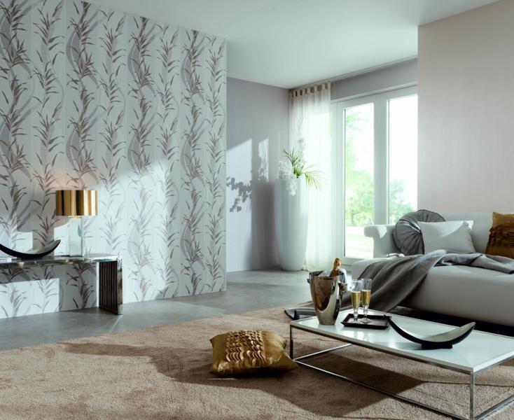 vliestapete streifen braun p s sinfonia 42084 10. Black Bedroom Furniture Sets. Home Design Ideas