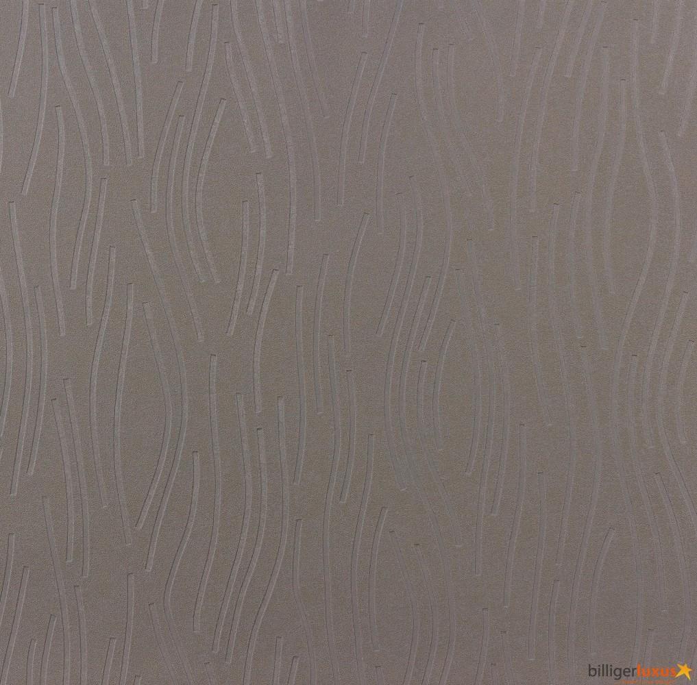 tapete wellen grau braun as creation 93823 3. Black Bedroom Furniture Sets. Home Design Ideas