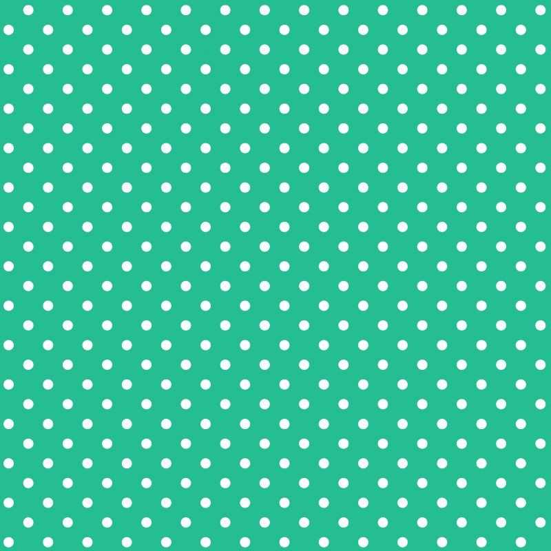 Tapete rasch textil punkte gr n wei 138104 for Tapete punkte
