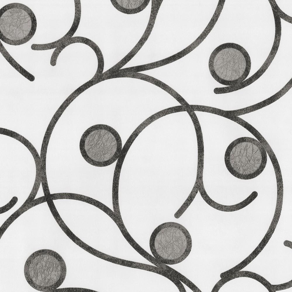 vliestapete dieter bohlen grafik wei anthrazit 02420 10. Black Bedroom Furniture Sets. Home Design Ideas