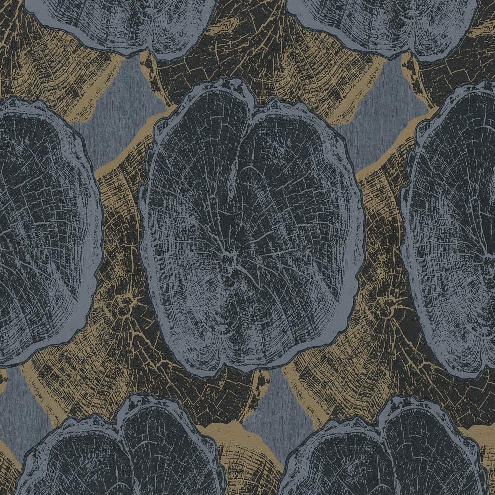 vliestapete dieter bohlen holzoptik anthrazit 02429 10. Black Bedroom Furniture Sets. Home Design Ideas