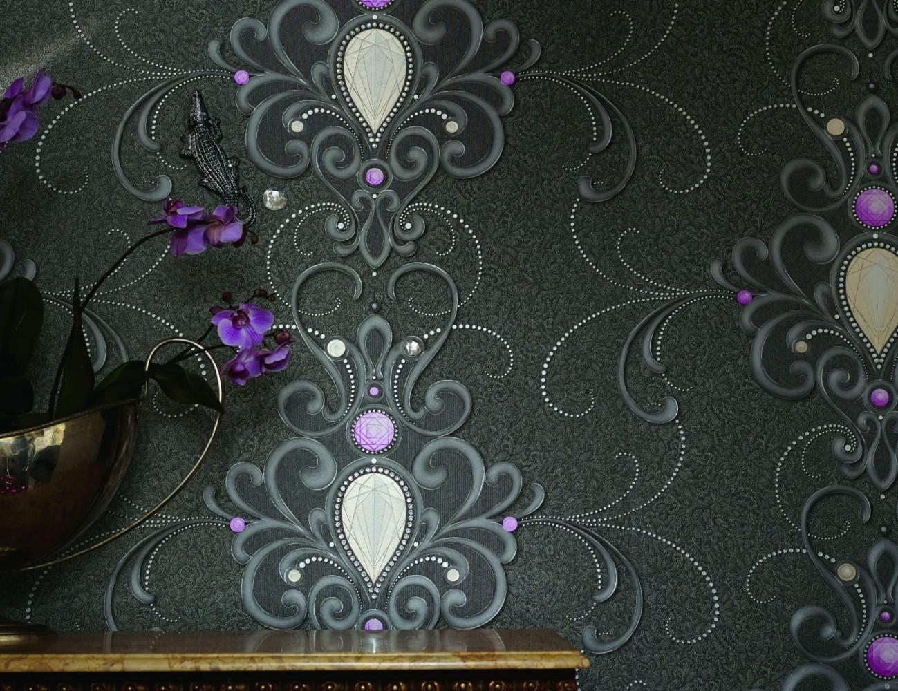 Tapeten Schlafzimmer Grau – MiDiR