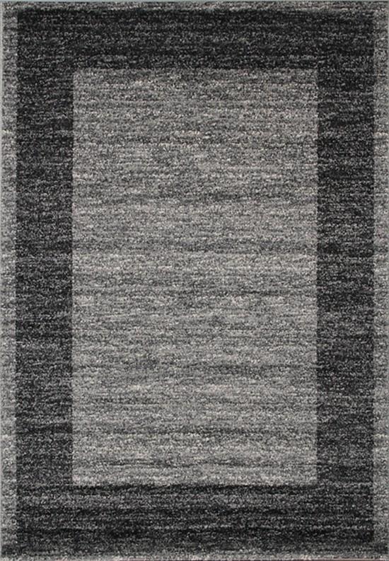 Teppich silber grau Venus in 5 Größen