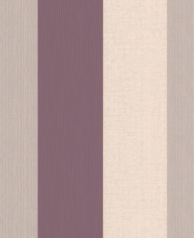 tapete graham brown streifen beige lila 18943. Black Bedroom Furniture Sets. Home Design Ideas