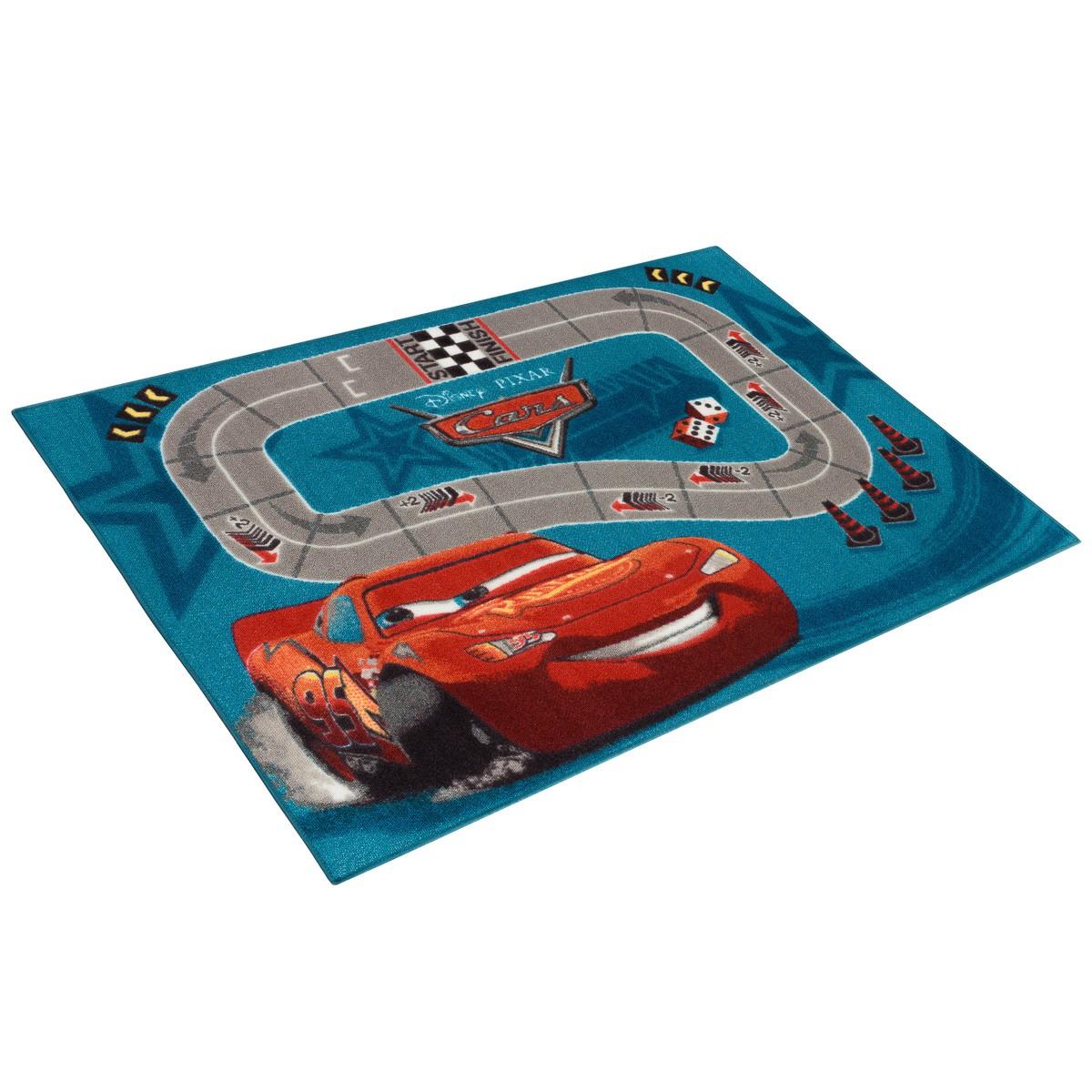 Carpet kids carpet Cars 2 Racetrack play carpet game