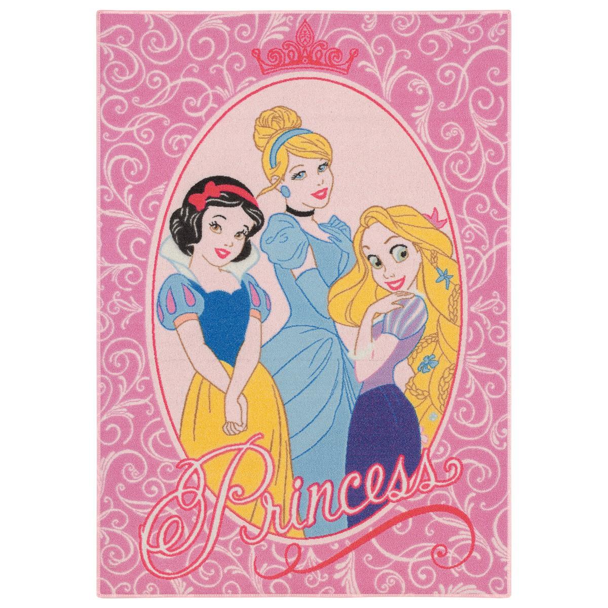 Teppich Kinderteppich Princess Glamour Teppich Prinzessin