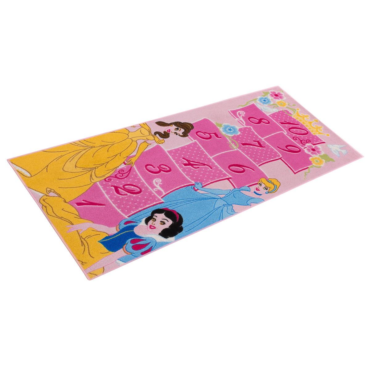 Teppich Kinderteppich Prinzessin Hinkelkästchen