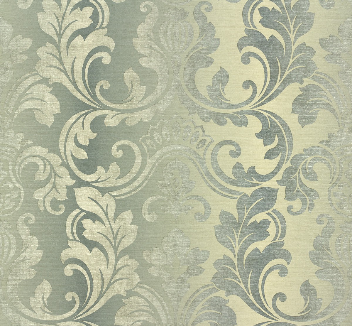 Tapete barock beige blau hollywood as creation 95417 4 for Tapete barock