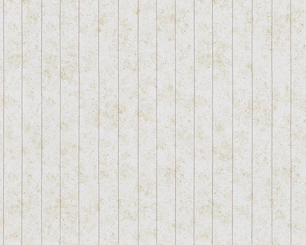 Tapete landhaus streifen beige creme djooz 95670 1 for Tapeten katalog