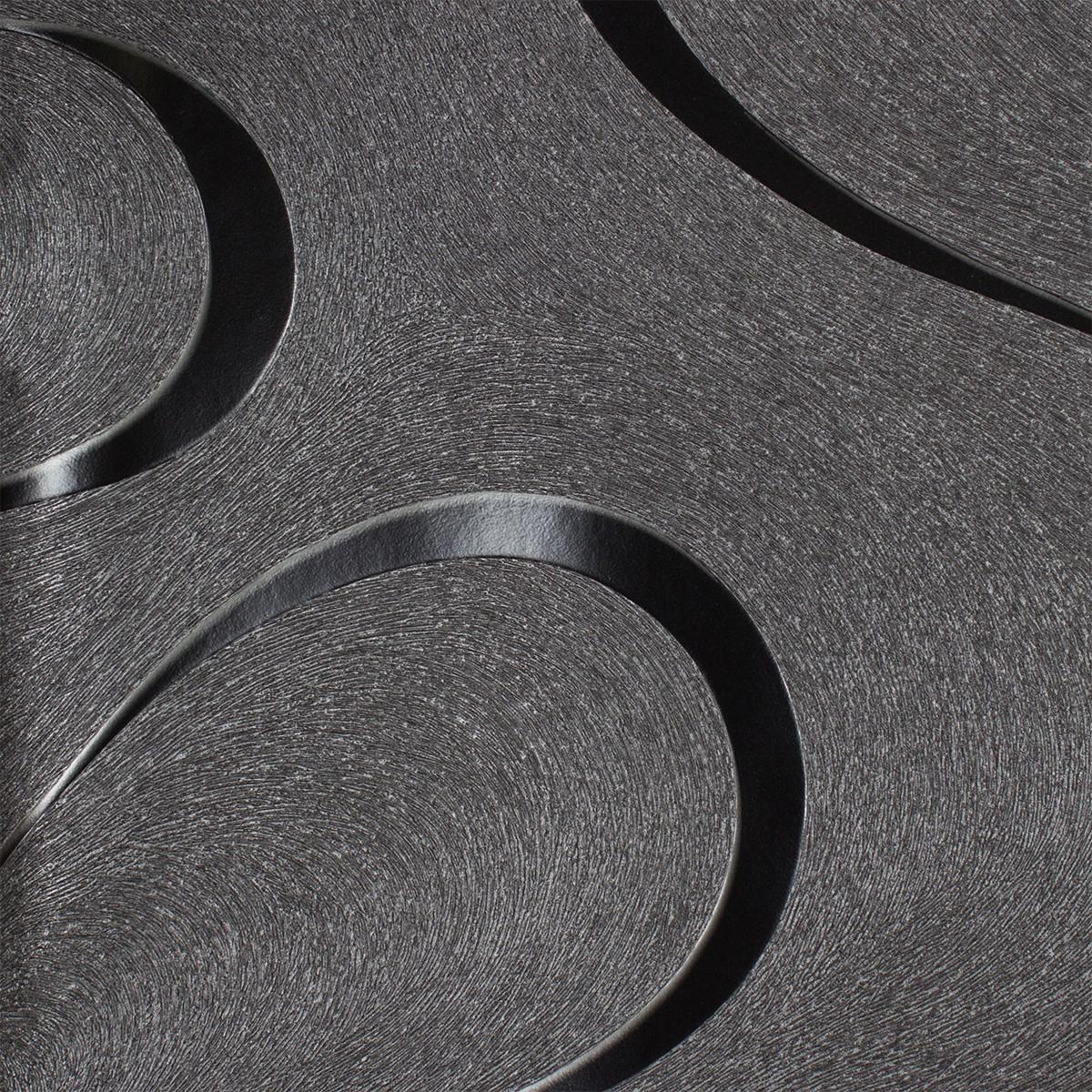 vliestapete luigi colani grafisch schwarz 53340. Black Bedroom Furniture Sets. Home Design Ideas