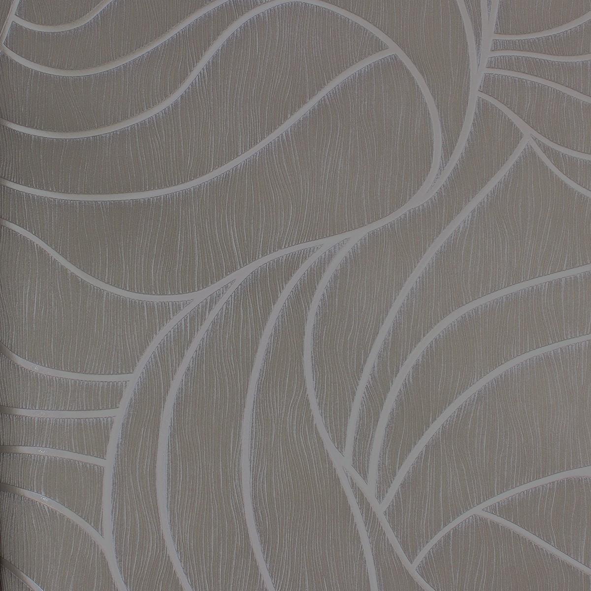 vliestapete luigi colani grafisch grau silber 53346. Black Bedroom Furniture Sets. Home Design Ideas