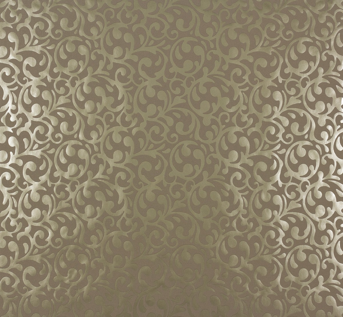 Marburg Tapeten Ornamental Home : Brown Wallpaper with Vines