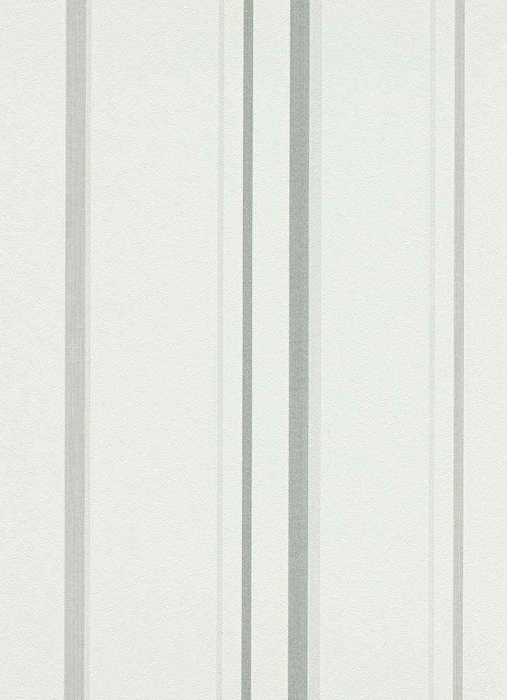 vliestapete streifen wei grau isabella 5916 10. Black Bedroom Furniture Sets. Home Design Ideas