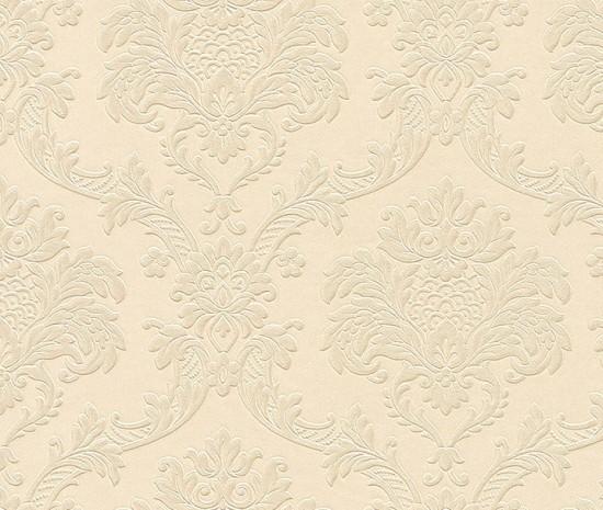 trianon neo barock retro tapete beige 505320. Black Bedroom Furniture Sets. Home Design Ideas