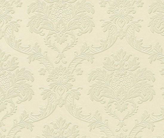 trianon neo barock retro tapete creme 505344. Black Bedroom Furniture Sets. Home Design Ideas